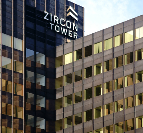 Zircon Tower, Wiesbaden